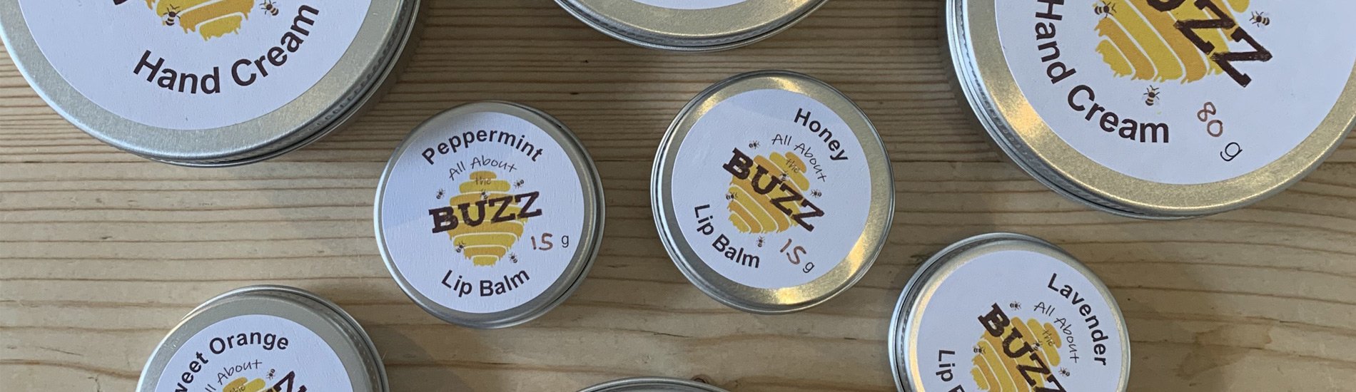 Natural Bee Based Body Products
